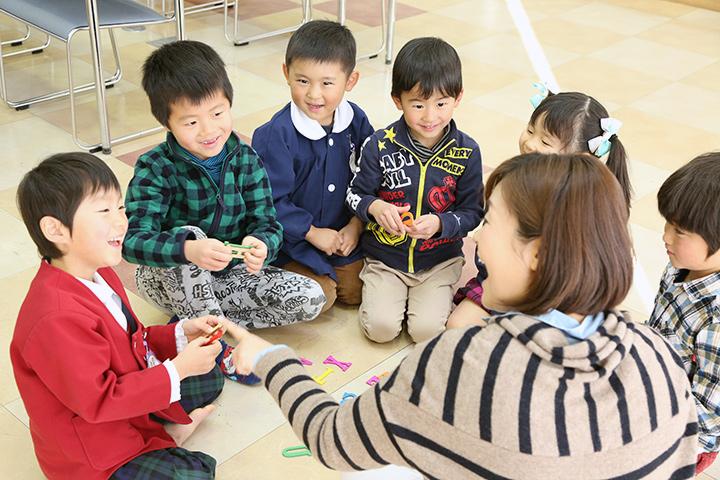 子ども教室、親子教室風景